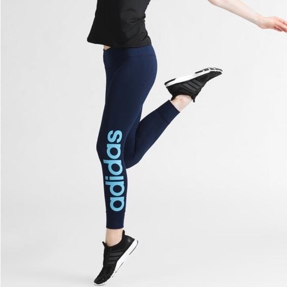 03776add9241f adidas Pants | Fab Tights | Poshmark